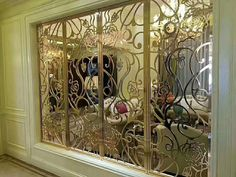 Wuxi Baojia Metal Products Co. Stainless Steel Screen, Living Room Background, Rectangular Pool, Italian Garden, Office Interiors, Interior Office, Patterned Sheets, Steel House, Door Design