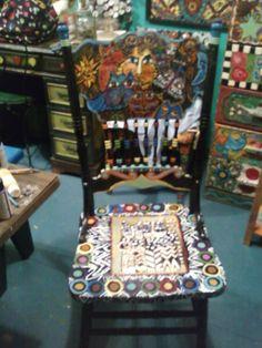 Whimsical Chair