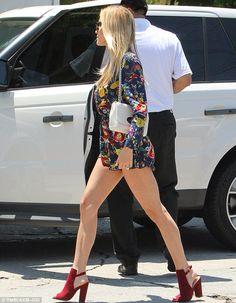 Kristin Cavallari - love those heels
