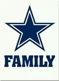 Love my Cowboys Family!