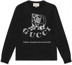 daf8a10ab2b Gucci Cotton Sweatshirt With Gucci Logo - Farfetch