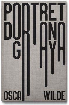 """""""Portret Doriana Graya"""" [The Picture of Dorian Gray] book cover concept, 19.5 × 12.5 cm"""