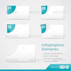 #Paper Area #Infographic #Elements - Infographics