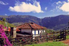 Serra da Canastra - São Roque de Minas -  Minas Gerais (Foto por Wander Rezende)