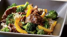 Healthy Beef With Broccoli Recipe Better Than Takeout | Eat This Not That