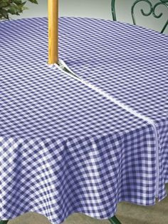 Find This Pin And More On Porch And Patio. Outdoor Umbrella Tablecloth ...