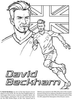 The Soccer Coloring Book, Arcady Roytman. Welcome to Dover Publications Sports Coloring Pages, Coloring For Kids, Adult Coloring, Coloring Books, Colouring, Dover Publications, Educational Activities, 4 Kids, Fun Learning