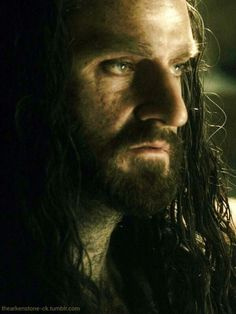 Thorin Is So Handsome. The Hobbit: The Desolation Of Smaug