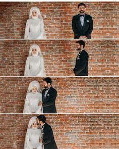 Görüntünün olası içeriği: 7 kişi, düğün – Best Of Likes Share Wedding Couple Poses, Pre Wedding Photoshoot, Couple Posing, Hijab Wedding, Muslimah Wedding Dress, Cute Muslim Couples, Cute Couples, Foto Wedding, Zeina