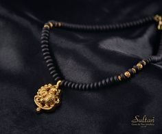 Experiment the magical beauty of this black onyx mala adorned with gold spacers and alluring antique swan pendant ! Jewelry Design Earrings, Gold Earrings Designs, Gold Jewellery Design, Necklace Designs, Beaded Jewelry, Gold Jewelry, Jewelry Model, Fine Jewelry, Terracota Jewellery