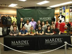 @CastingCrowns with the #chickfila #cow at our N. OKC location Spring 2012 #Mardel