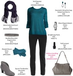 My weekly outfit - https://mystylit.com #work