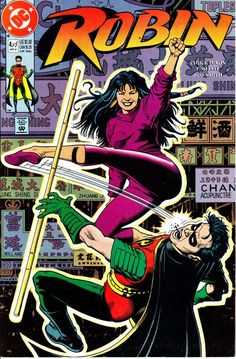 Robin 4 April 1991 Issue DC Comics Grade VF/NM by ViewObscura