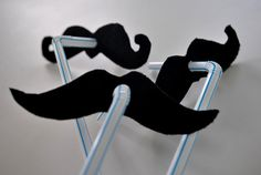 Mustache straws, these are definitley going to be at my party. Little Man Shower, Little Man Party, Little Man Birthday, 1st Boy Birthday, Birthday Ideas, Carnival Birthday, Mustache Party, Moustaches, Invitations