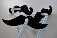 mustache straws! @Jennifer Williams Neuber - I can't stop!!