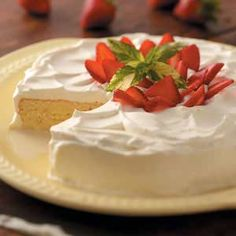 This recipe for Tres Leches was delicious.
