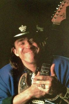Stevie Ray Vaughan Photograph - Smiling Stevie Ray Vaughan by Donna Wilson Stevie Ray Vaughan Guitar, Steve Ray Vaughan, Jimmie Vaughan, William Christopher, Famous Singers, Rock Legends, Music Photo, Def Leppard, Jimi Hendrix