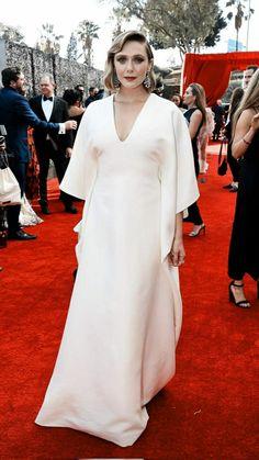 Elizabeth Olsen, My Girl, Cool Girl, Olsen Sister, Very Good Girls, The Emmys, Florence Pugh, Wanda And Vision, Catherine Zeta Jones