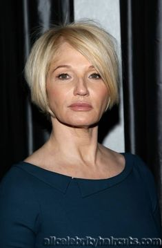 Ellen Barkin Ellen Barkin – Celebrity Haircuts