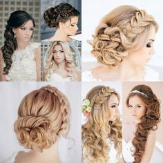 (New!) Lasted Wedding Hairstyles for Inspiration. To see more: http://www.modwedding.com/2014/04/21/latest-wedding-hairstyles-for-inspiration/ #wedding #weddings #hair #hairstyle #fashion Featured: Elstile