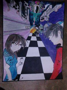 #ariaz #anime #amistad #ilusión #dibujo #ariaz #zaito
