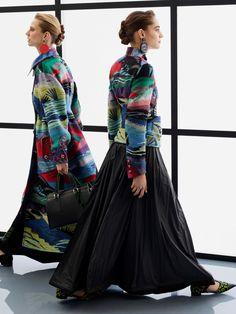 Giorgio Armani Pre-Fall 2017 Collection Фотографии - Vogue