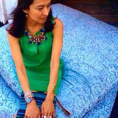 During this Summer every collection was very colored green was definitely one of the trendy colors and it will be also for the Winter  #ootd #miami #anthropologie #accessories #green #summer2015 #calypsostbarth by themorenasalad