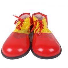 Halloween Accessories Clown Accessories Clown Shoes,