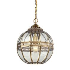 Found it at Wayfair.ca - Randolph 1 Light Globe Pendant