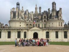 Renesančná megastavba v Chambord