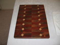 Tiger wood, Ash, Paduk