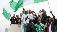 The Super Eagles of Nigeria Sunday evening defeated Stallions of Burkina Faso 1-0 at the National Stadium in Johannesburg to win the 29th edition of the Africa Cup of Nations hosted by South Africa.