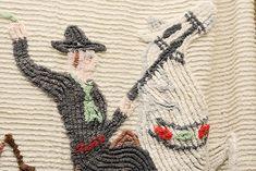 yarn cowboy by Karen Barb