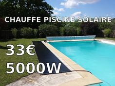 Chauffage piscine solaire DIY | Sunberry - Makes your energy