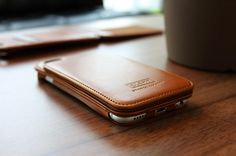 CLEMT  iPhone 6,6S leather case