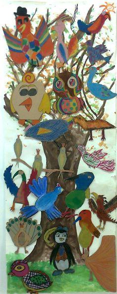 Madarak és Fák Napja- Birds and Trees Day.