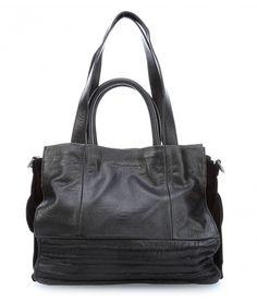 FredsBruder Agenda Handtasche schwarz