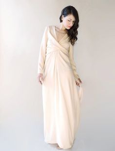 Bohemian Blush Maxi Dress BurdaStyle