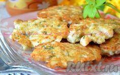 Хочу поделиться рецептом рубленных котлет из рыбы и цветной капусты. Эти котлеты настолько мягкие, нежные и вкусные, что вы просто не сможете оторваться от этого блюда. Цветная капуста очень хорошо сочетается с рыбкой. Можно использовать любую белую рыбу, точнее ее филе: треску, минтай, пикшу, ...
