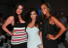 Khloe Kardashian Photos: MBFW Miami Swim: Shay Todd - Front Row