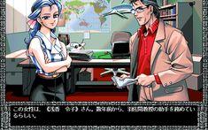 Custom Screens, Anime Pixel Art, Dating Sim, Old Anime, Pc Games, Anime Style, User Interface, Game Design, Cyberpunk