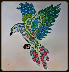 Mijn wonderlijke wereld deel 2.-Margreet Adult Coloring, Coloring Books, Coloring Pages, Holland, Color Pencil Art, Flower Fairies, Wonders Of The World, Colored Pencils, Den