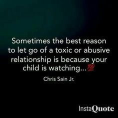 *THE* best reason...