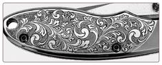 Knife Engraving Services, Custom Knife Engraver,Knife Blade Engraving