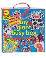 Perfect rainy or snow day crafts box!