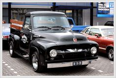 Ford F 100 / 1954