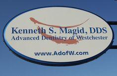 Kenneth Magid Dentistry Sign