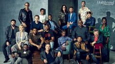 Oh I love this! | Ragnarok & Black Panther casts :)