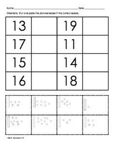 freebie tens ones place value worksheets first grade math pinterest place value. Black Bedroom Furniture Sets. Home Design Ideas