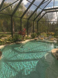 Indoor Swimming Pools, Swimming Pool Designs, Swimming Pool House, Lap Pools, Home Pool, Pool House Designs, Lap Swimming, Dream Home Design, My Dream Home